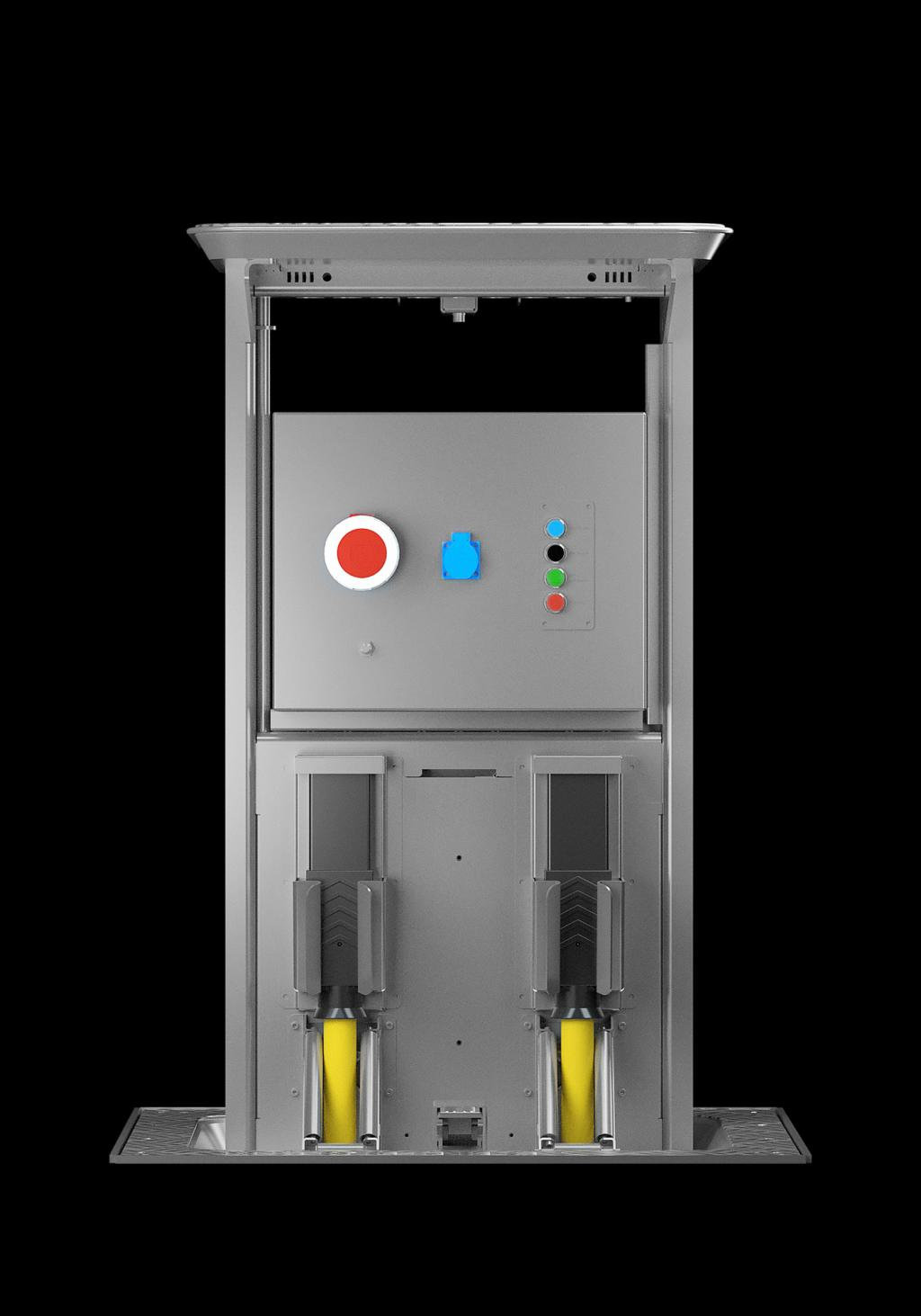 pit system, pop up, pop up pit, 400hz, output cable, customer solutions, 50hz